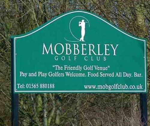Mobberley Golf Club