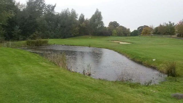 Northop Country Park Golf Club