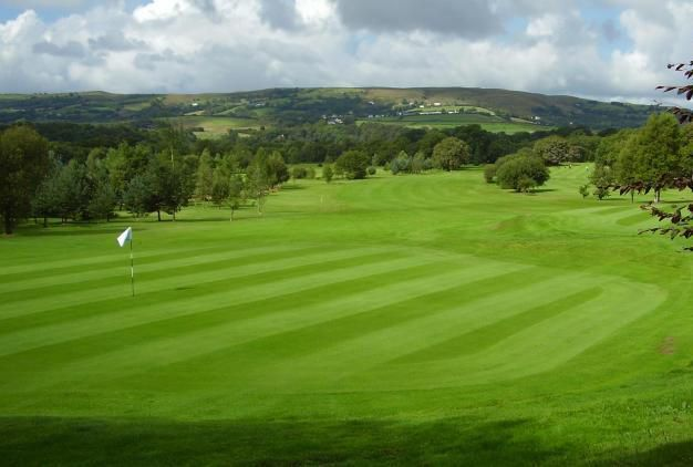 Palleg & Swansea Valley Golf Course