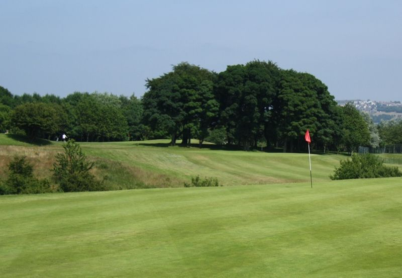 Shay Grange Golf Centre