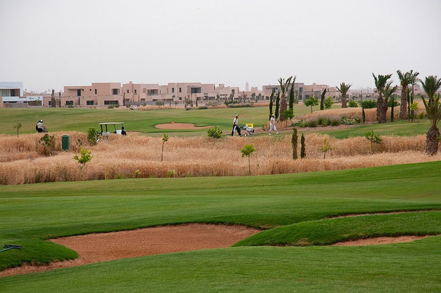 Golf Al Maaden -On Request