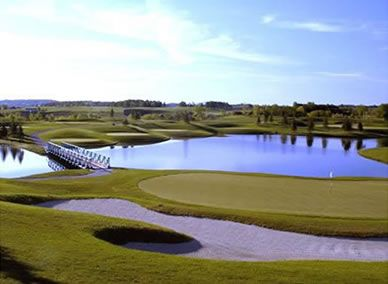 Woodington Lakes Golf Club - The Legacy