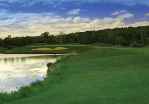 Lyman Orchards Golf Club - Player Course