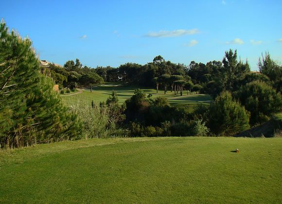Islantilla Golf Resort - Amarillo/Verde