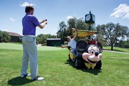 Disneys Palm Golf Course