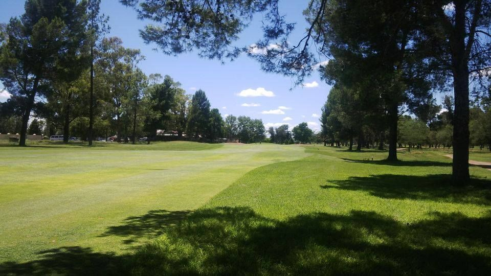 Kimberley Golf Course