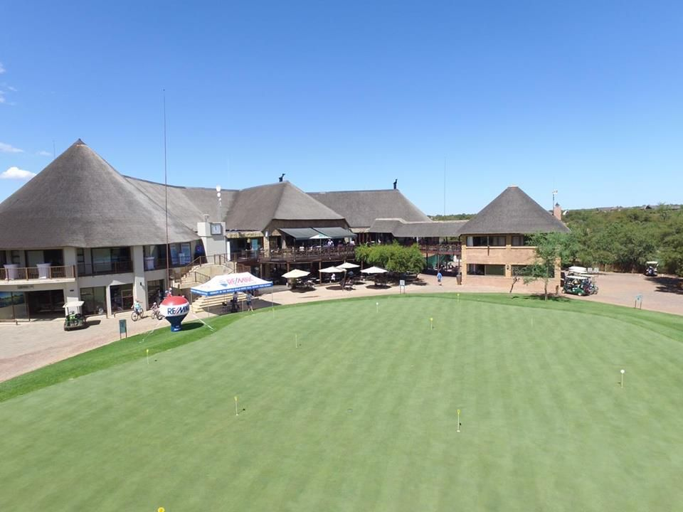 Zebula Golf Estate and Spa