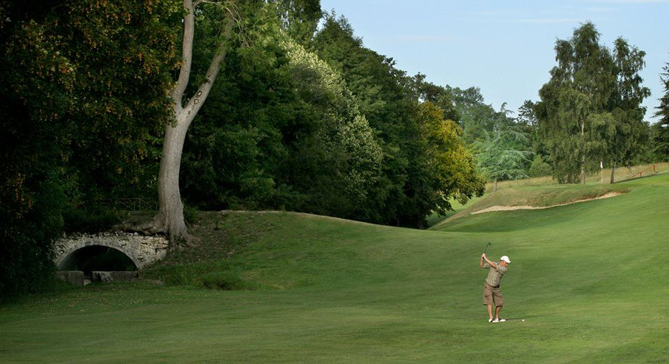 Golf dHoulgate - Beuzeval - 18T