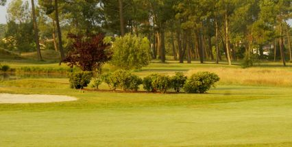 Blue Green  Golf de Gujan - Lac - 18T