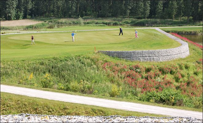 Golf de Dunkerque Grand Littoral - Vauban - 18T