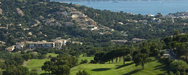 Blue Green Golf de Sainte-Maxime - 18T