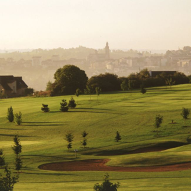 Golf du Grand Rodez - Fontanges - 18T