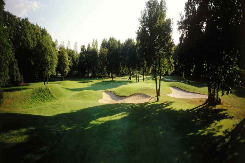 Golf de Rennes Saint Jacques - Armor - 18T
