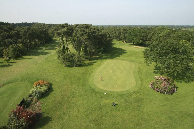 Blue Green Golf de Saint-Laurent - 9T