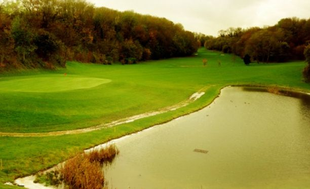 Golf de Caen - Plaine-Vallon - 18T