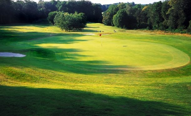 Blue Green Golf de Val Queven - 18T