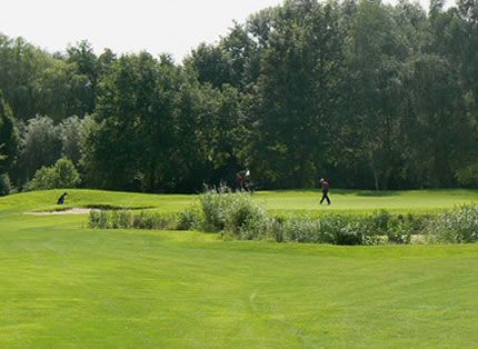 Golf & CC Oudenaarde - Kasteel - On Request