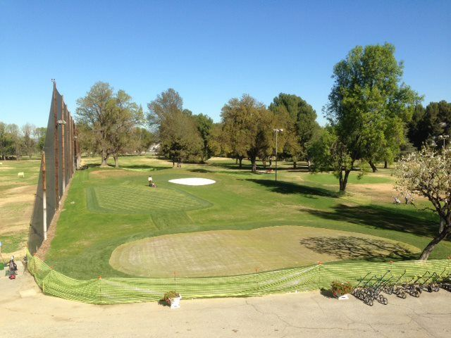 Van Nuys Golf Course - 9 holes