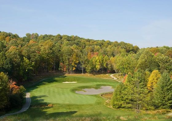 The Resort at Glade Springs - Stonehaven Course