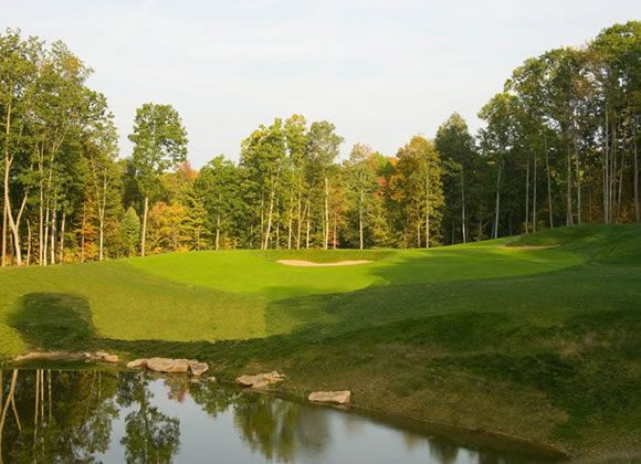 The Resort at Glade Springs - Woodhaven Course