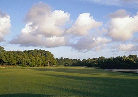 Jekyll Island Golf Club Indian Mound