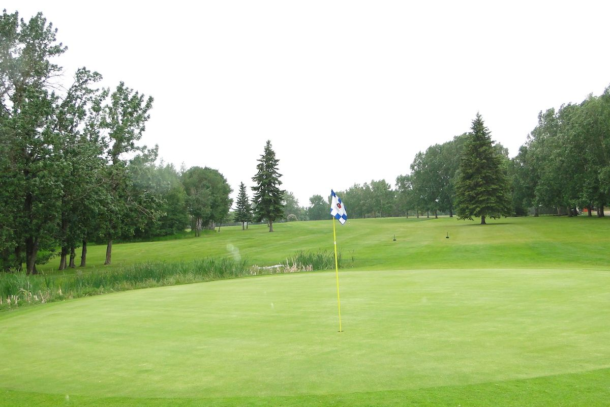 Edmonton Garrison Memorial Golf & CC