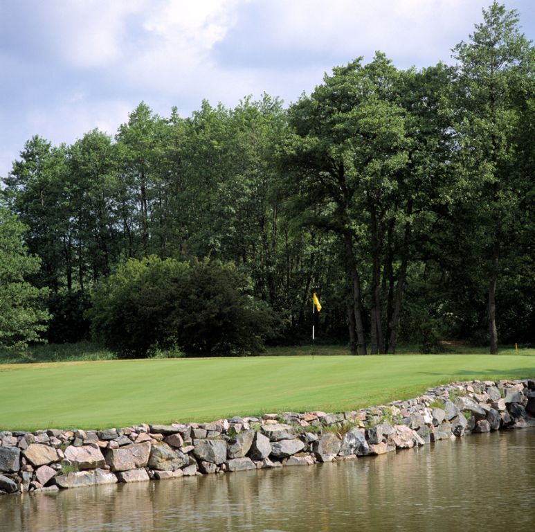 Barsebäck Golf & Country Club - Donald Steel Cours