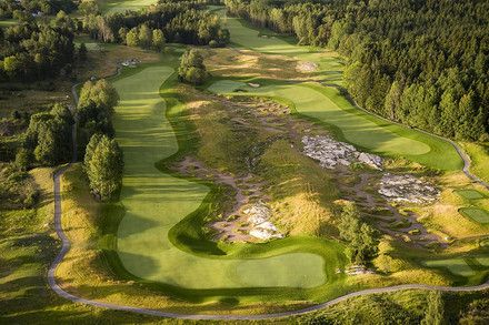 Bro Hof Slott Golf Club - THE CASTLE COURSE