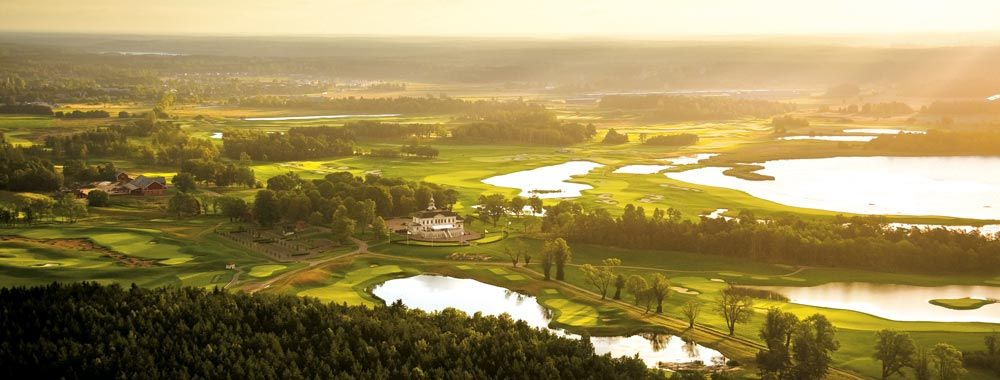 Bro Hof Slott Golf Club - THE STADIUM COURSE
