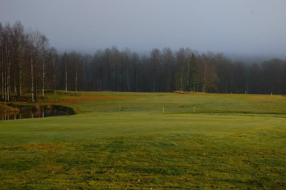 Dömle Golf & Country Club - 18-hålsbanan