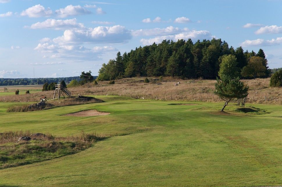 Johannesberg Golf & Country Club - 18-Hålsbanan