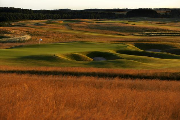 PGA Sweden National - 1. Links Course