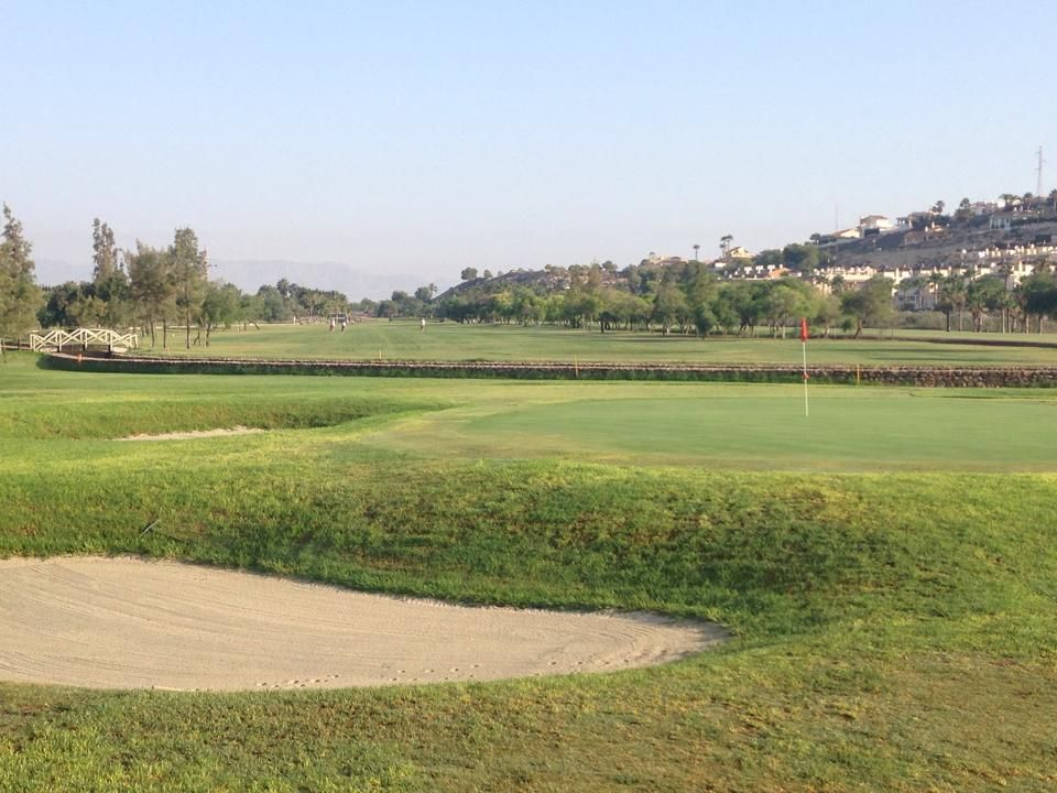 Scandinavian golf Club  - La Marquesa