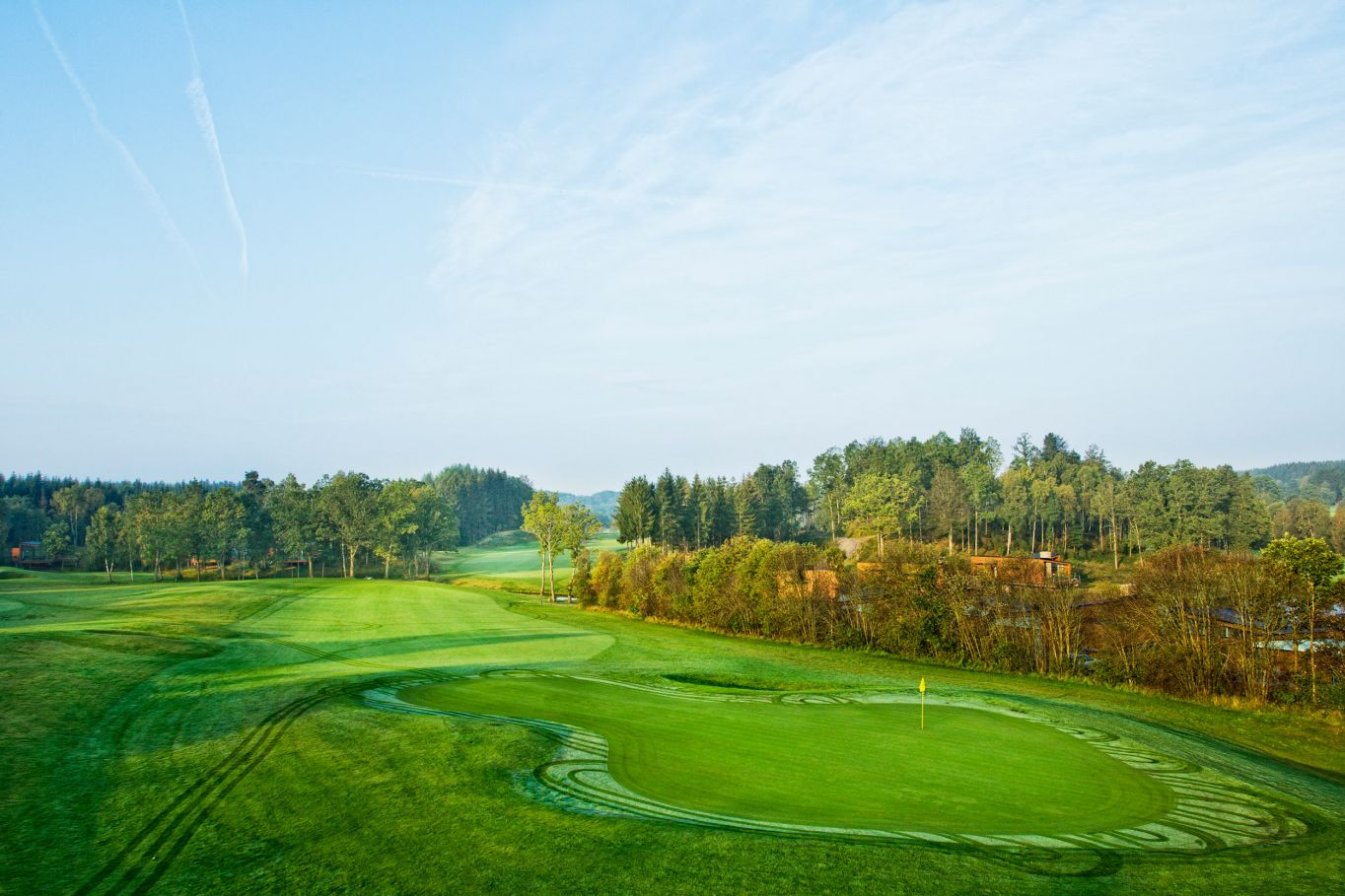 Woodlands Golfklubb - 18 hål