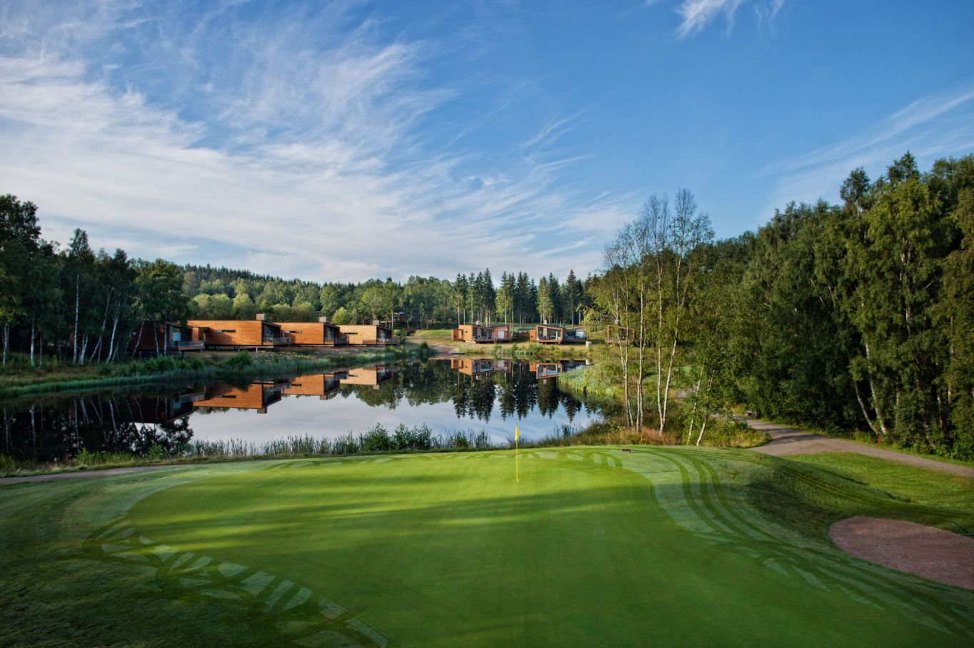 Woodlands Golfklubb - 9 hål