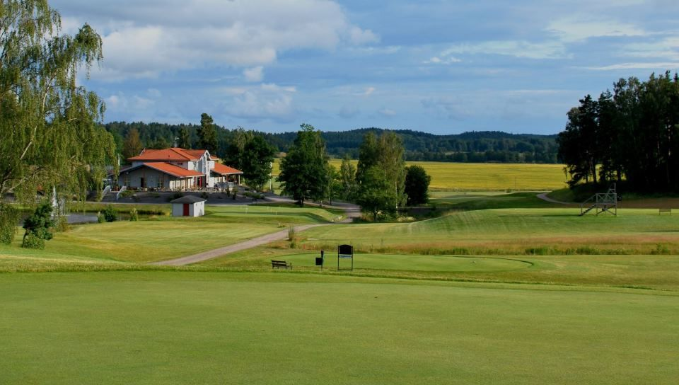 Åda Golf & Country Club - 18-hålsbanan