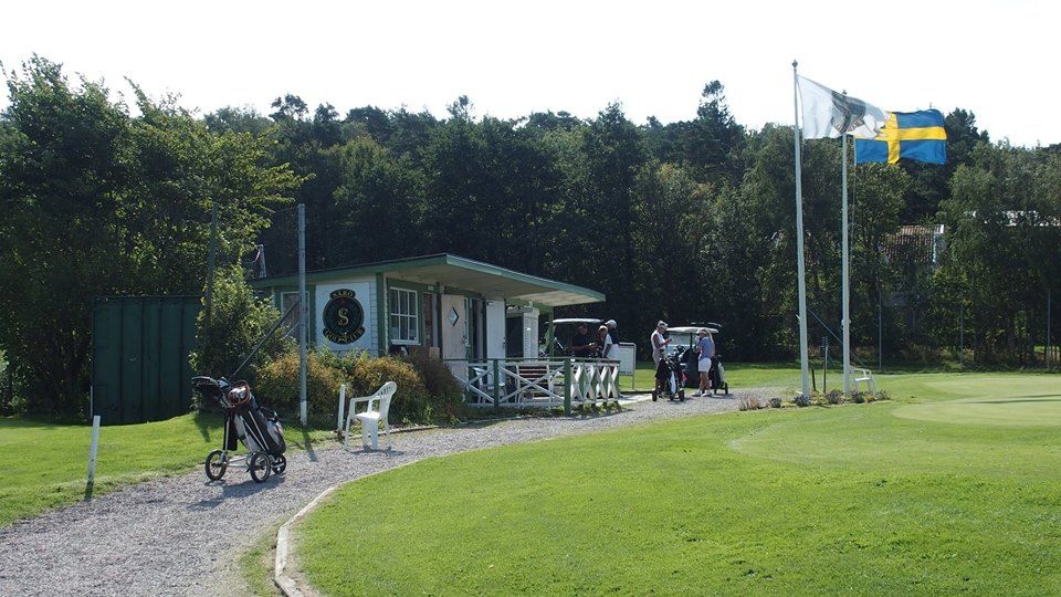 Särö Golf Club - Särö GC - Särö Park 54