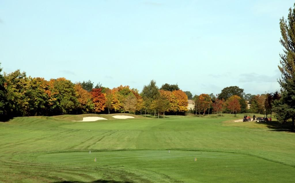 The Derby Golf Course at The Belfry