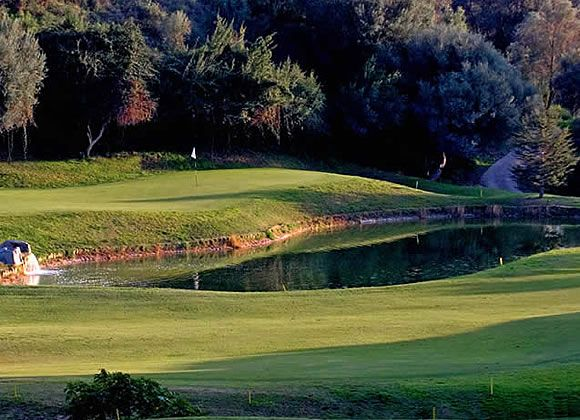 Marbella Golf Country Club - 9 Holes