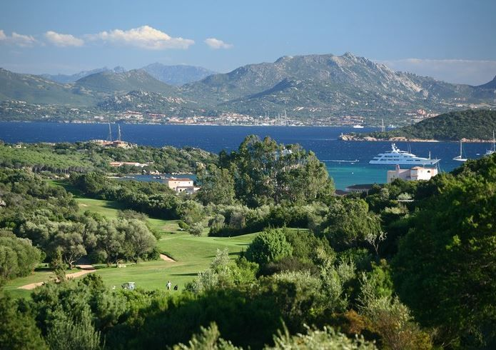 Pevero Golf Club - 18 Holes