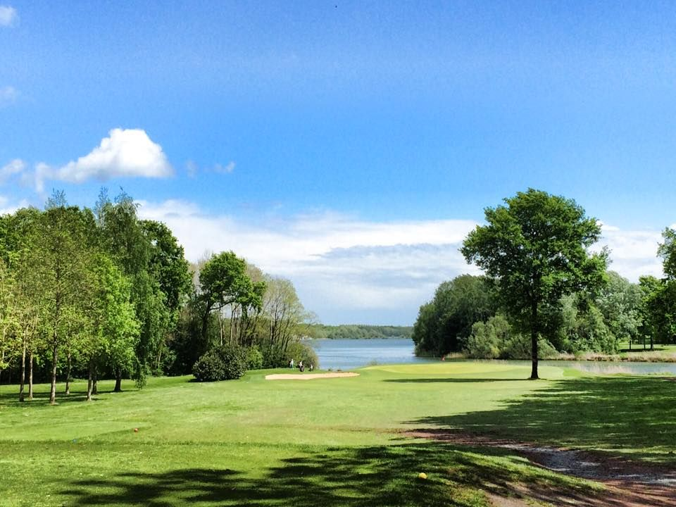 Golf Club du Lys Chantilly - Le Lys Jaune - 18T