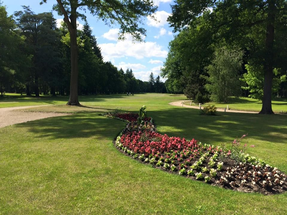 Golf Club du Lys Chantilly - Le Lys Blanc - 18T