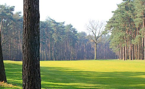 Royal Golf Club du Hainaut - Quesnoy + Etangs