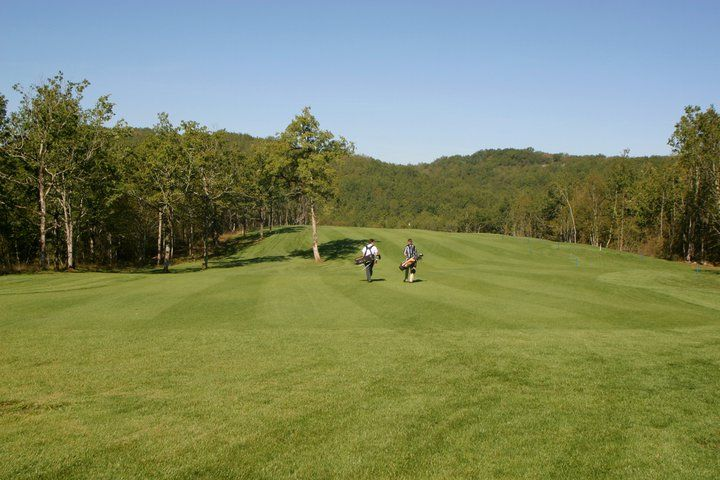 Souillac Golf & Country Club - 18 T