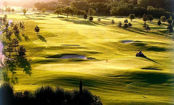 Golf Resort Montpellier Fontcaude-International 18