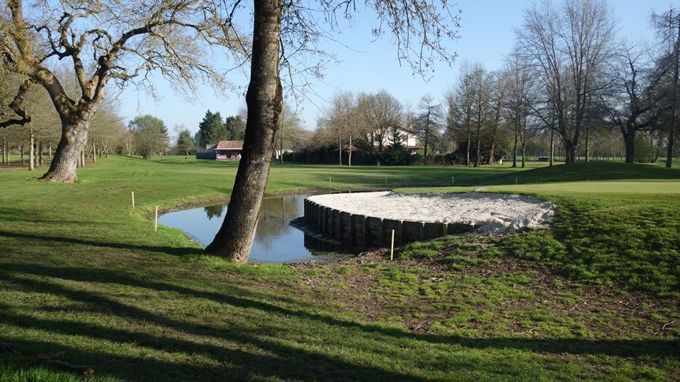 Golf de Bordeaux-Lac - Pitch & Putt - 9T