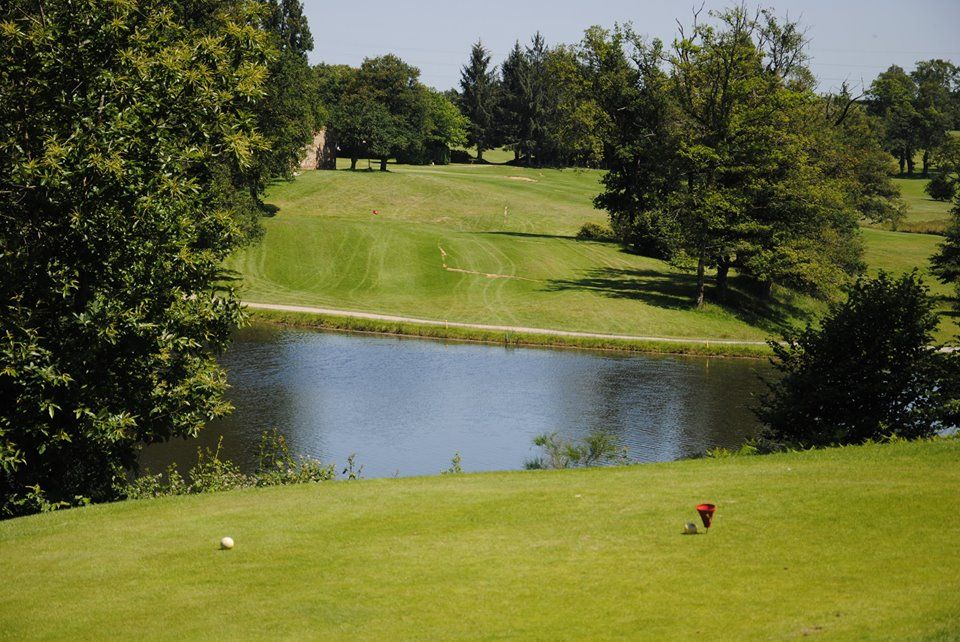 Golf de Saint-Junien - Saint Junien - 18T