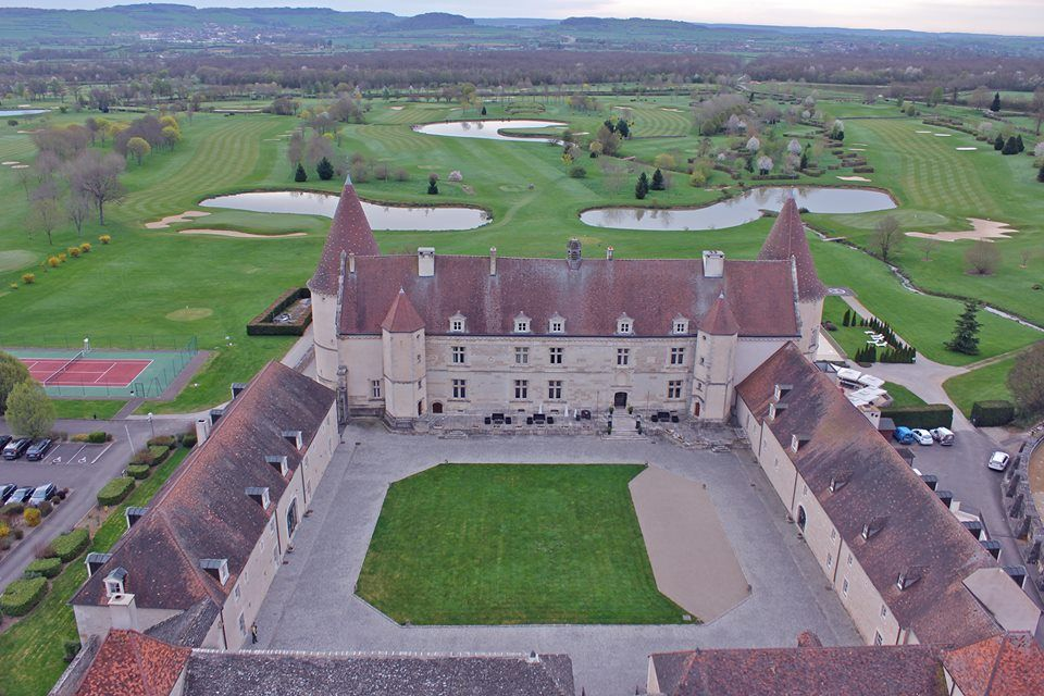 Golf du Château de Chailly - Chailly - 18T
