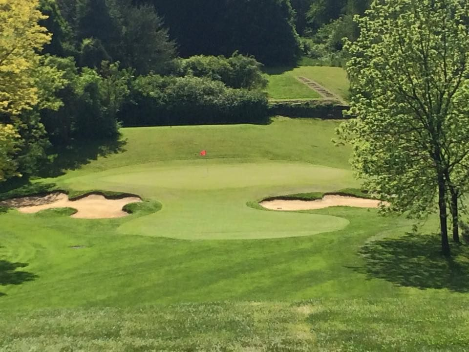Golf de Bellefontaine - Bellefontaine - 18T