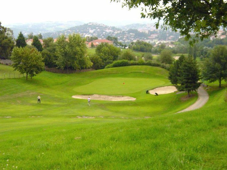 Golf de Saint-Etienne - Pitch & Putt - 6T